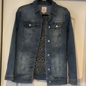 LuLaRoe Medium Wash Jean Jacket